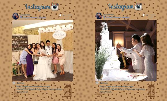 เครื่องปริ้นภาพจาก Instagram Shanghai Mansionเยาวราช