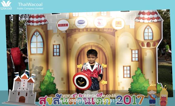 ให้เช่า ถ่ายรูปด่วนปริ้นหน้างาน งาน วันเด็ก2017 ThaiWacoal