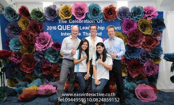 ให้เช่า ถ่ายรูปด่วนปริ้นหน้างาน งาน เลี้ยงประจำปี INTERFACE THAILAND นิคม อมตะ.