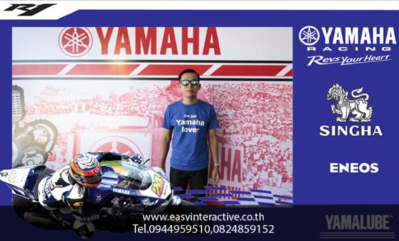 ให้เช่าphotobooth งาน YAMAHA The Bira International Circuit (Pattaya.....