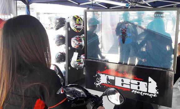 ให้เช่าเกมส์ เกมส์มอเตอร์ไซค์ บูท REAL งาน world superbike จ.บุรีรัมย์